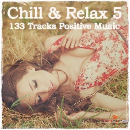 Chill & Relax. 133 Tracks Positive Music Vol.5 (2012)