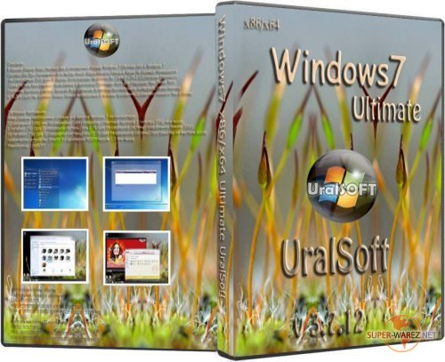 Windows 7 x86/x64 Ultimate UralSOFT v.3.7.12
