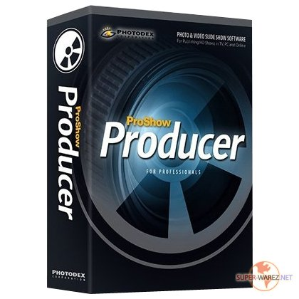 Photodex Proshow Producer 5.0.3222 + RUS