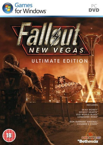 Fallout: New Vegas - Ultimate Edition (2012/RUS/ENG/Multi5-PROPHET/Full/RePack)