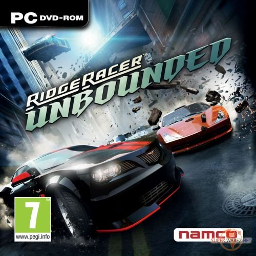 Ridge Racer Unbounded (2012/RUS/ENG/RePack)