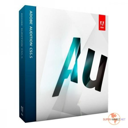 Adobe Audition CS5.5 v 4.0 Build 1815 Portable