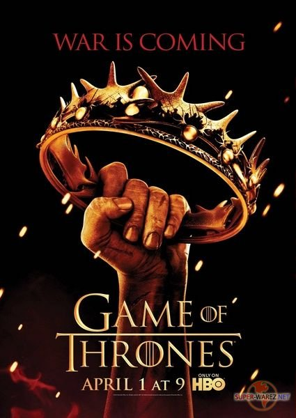 Игра престолов / Game of Thrones (2 сезон/2012/HDTVRip/HDTV 720p)
