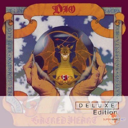Dio - Sacred Heart [Deluxe Edition] (2012)