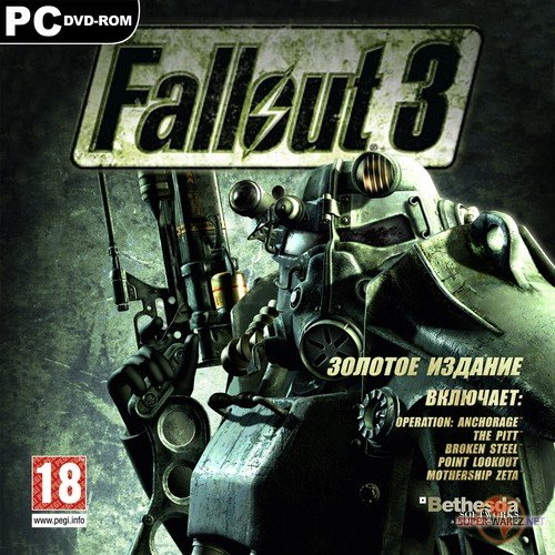 Fallout 3 - Золотое издание / Fallout 3: Game of the Year Edition (2009/RUS/RePack)