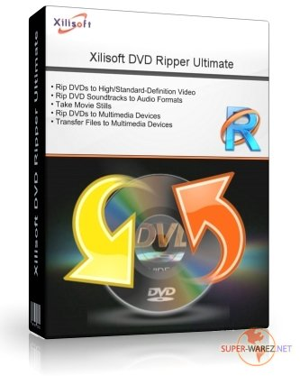 Xilisoft DVD Ripper Ultimate 7.2.0 build 20120420