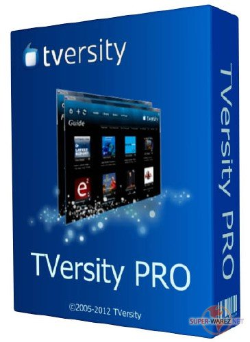 TVersity Pro 2.0 Eng Portable by goodcow