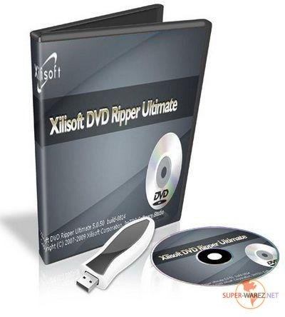 Xilisoft DVD Ripper Ultimate v7.2.0.20120420 Portable