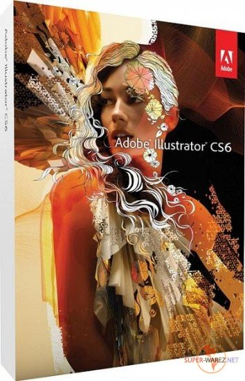 Adobe Illustrator CS6 16.0.0.682 ML/RUS