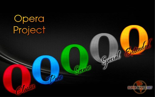 Opera Project 11.62 build 0510