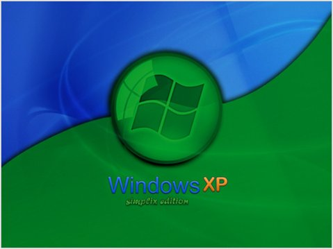 Windows XP Pro SP3 VLK simplix edition 15.07.2012