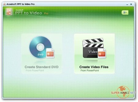 Acoolsoft PPT to Video Pro 3.2.8.5