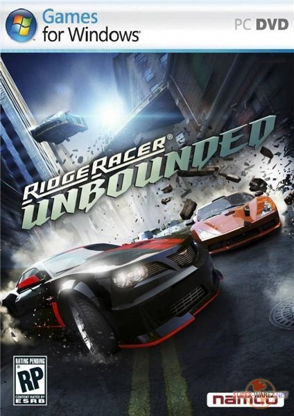Ridge Racer Unbounded (2012/RUS/ENG/MULTi6/Lossless RePack R.G.Origami)