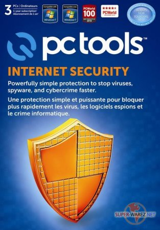 PC Tools Internet Security 2012 v 9.0.0.2286 Final