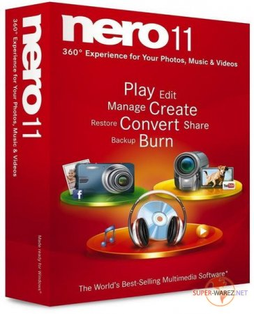 Nero Multimedia Suite v 11.2.00900 Final