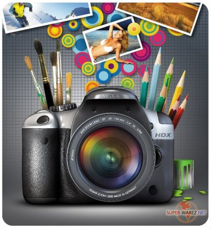 Xara Photo & Graphic Designer MX 8.1.0.22207 Final
