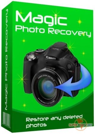 Magic Photo Recovery v 3.1