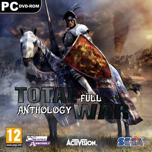 Антология Total War / Total War: Anthology (2012/RUS/ENG/RePack)
