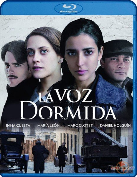 Спящий голос / The Sleeping Voice / La voz dormida (2011/HDRip)