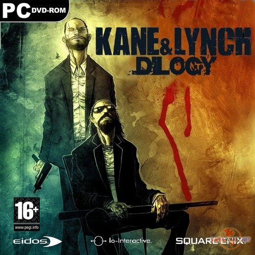 Kane and Lynch - Дилогия (2010/RUS/ENG/RePack)