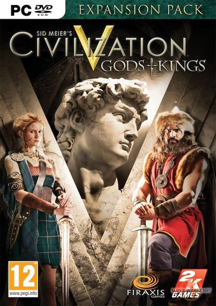Sid Meier's Civilization V: Gods and Kings GOTY (2012/MULTI8/RUS/Full/RePack)