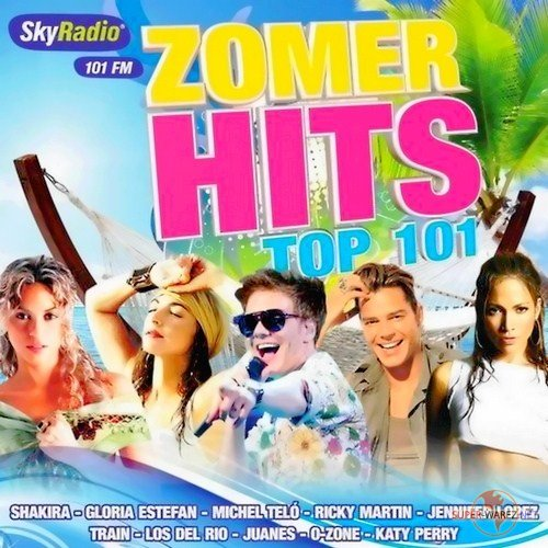 Sky Radio Zomer Hits Top 101 (2012)