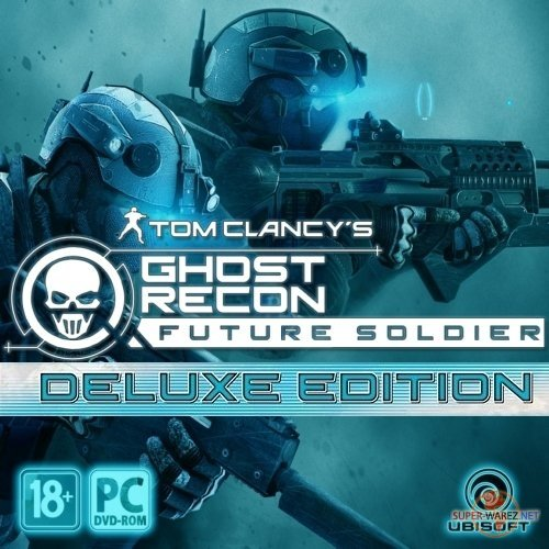 Tom Clancy's Ghost Recon: Future Soldier - Deluxe Edition (2012/RUS/Full/RePack)