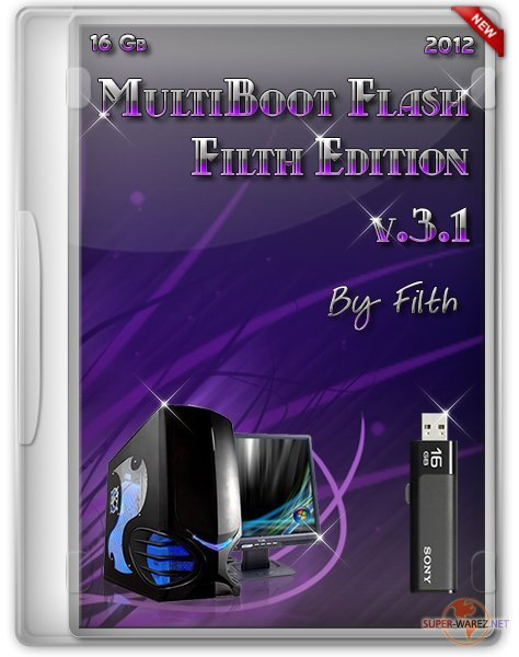 MultiBoot Flash Filth Edition v3.1 (RUS/ENG/2012)