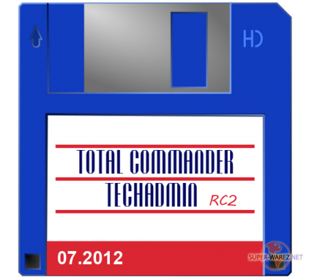 Total Commander v 8.0 Final TechAdmin (RC2) x86 (07.2012|Rus)