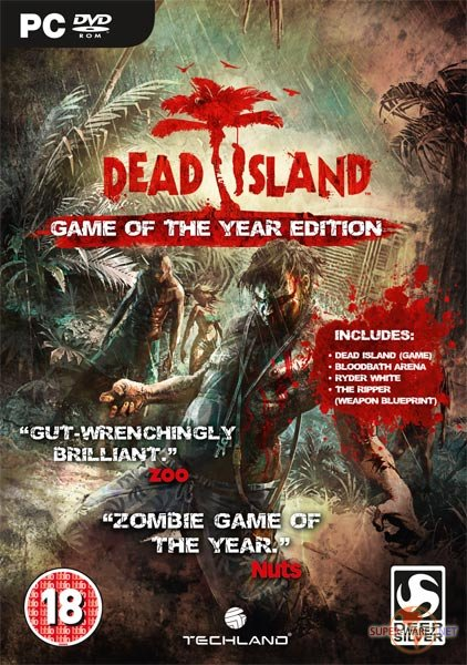 Dead Island: Game of The Year Edition (2012/ENG/RUS/Full/RePack)