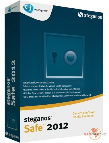 Steganos Safe 2012 v 13.0.3 (Revision 10027) Multilingual