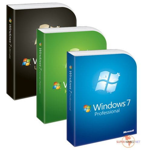 Microsoft Windows 7 SP1 RUS/ENG/x86/x64/18in1/Activated (AIO)