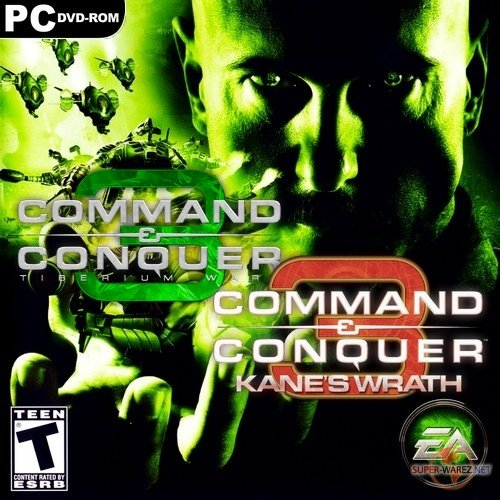 Command and Conquer 3: Complete Edition (2008/RUS/RePack)