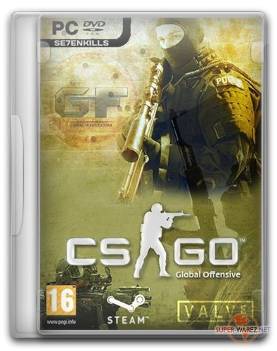 Counter-Strike: Global Offensive v.1.16.1.0 Fixed (RUS/Multi/2012)