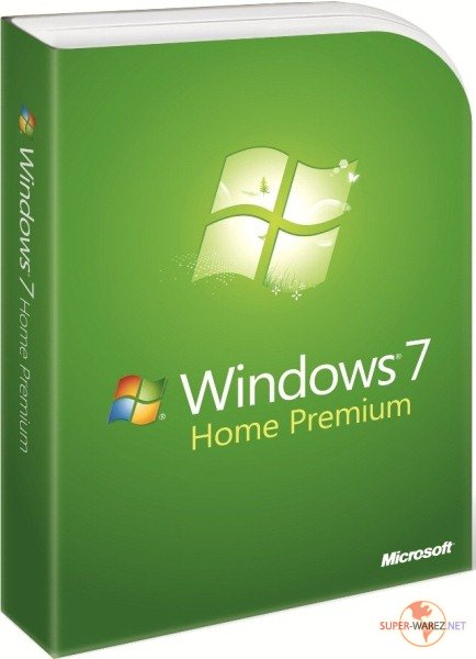 Windows 7 Home Premium SP1 Русская (x86+x64) 03.07.2012