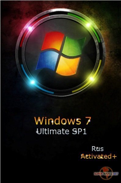 Windows 7 Максимальная SP1 Only Rus (x86+x64) 08.07.2012