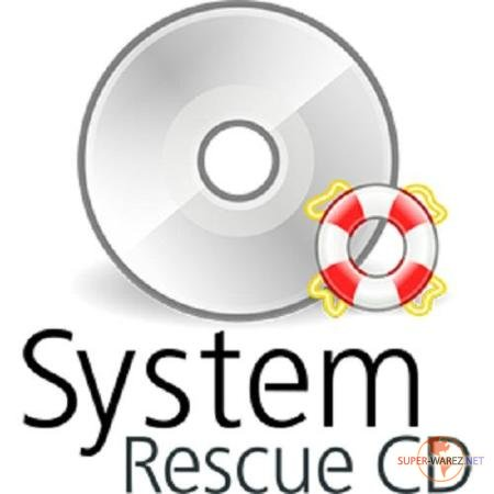 SystemRescueCd 2.8.1 Final