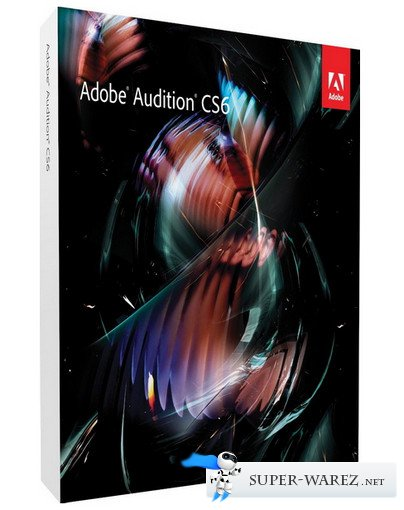 Adobe Audition CS6 5.0.1 Build 6