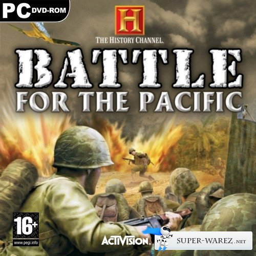 History Channel. От Перл-Харбора до Иводзимы / History Channel: Battle for the Pacific (2009/RUS/RePack)