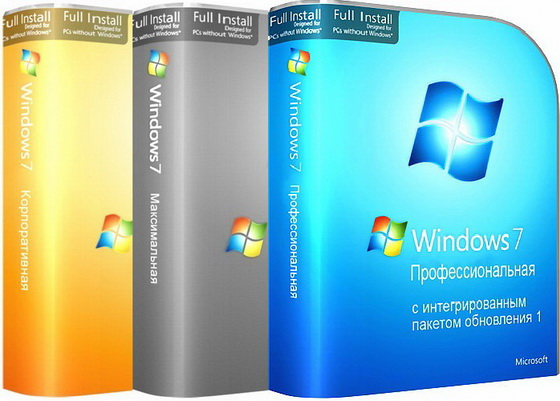 Microsoft Windows 7 SP1 104-in-1 LEGO EIRR by CtrlSoft