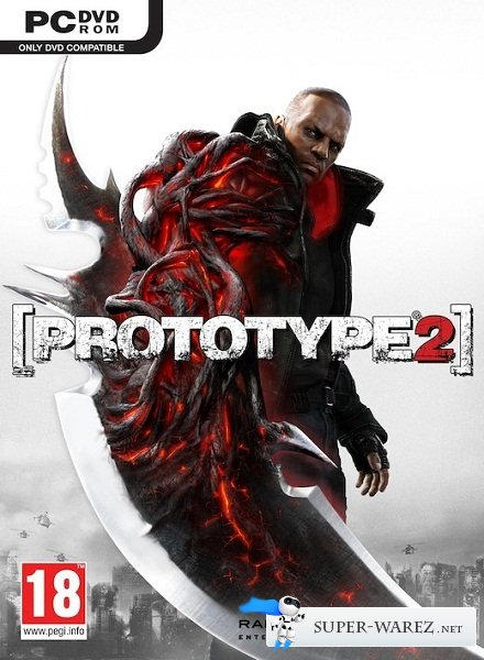 Prototype 2 (2012/ENG/MULTi5/Steam-Rip/UNLOCKED)