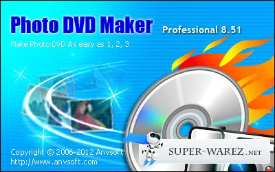 Photo DVD Maker Pro 8.51