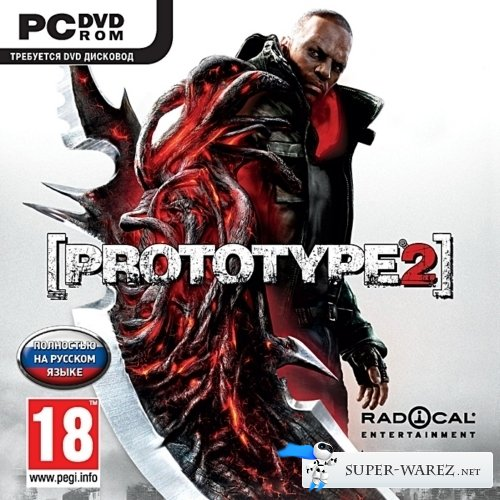 Prototype 2: RADNET Edition (2012/RUS/ENG/Full/RePack)