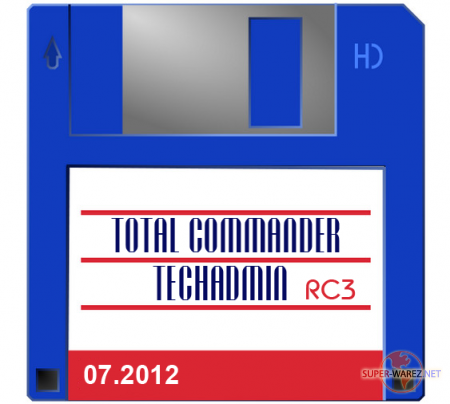 Total Commander v 8.0 Final TechAdmin (RC3) x86 (07.2012|Rus)