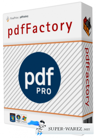 FinePrint pdfFactory Pro | Server v 4.65 Final