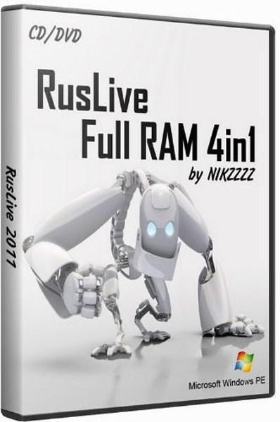 RusLiveFull CD by NIKZZZZ 27/07/2012 (UnCriticalMod 01.08.2012)