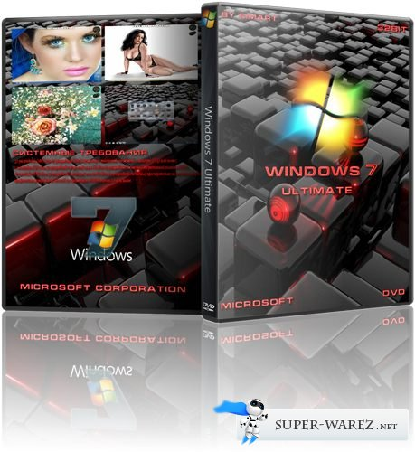 Windows7 Ultimate x86 v.0.1 (2012/Rus/Eng) By Simart