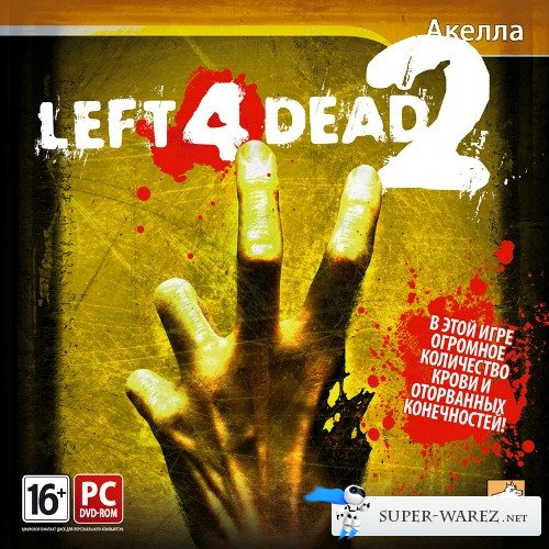 Left 4 Dead 2 v 2.0.8.4 + 6 DLC (Lossless RePack/FULL RU) .