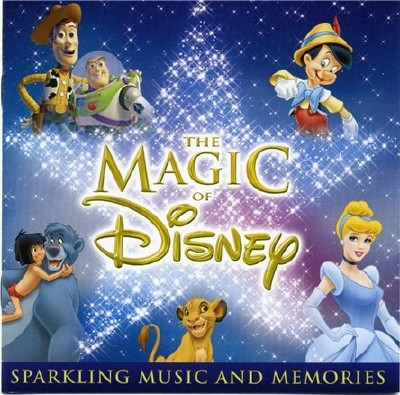 VA - The Magic Of Disney (2 CD) (2009)