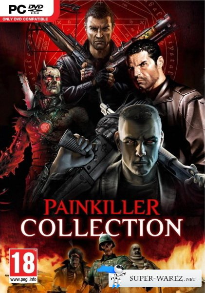 Painkiller Collection (2007-2012/RUS/ENG/Steam-Rip от R.G. GameWorks)